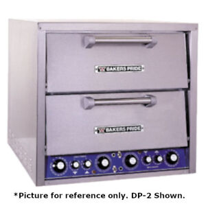 Bakers Pride Dp 2bl Brick Lined Electric Countertop Oven
