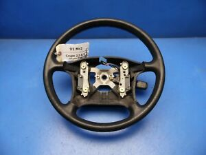 91 95 Toyota Mr2 Sw20 Oem Steering Wheel W Cruise Control Switch Stock wear