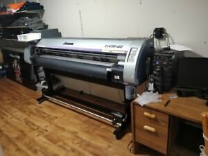 Mimaki Cjv30 160 64 Wide Format Solvent Printer And Cutter