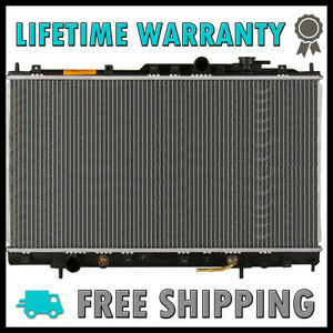 2300 New Radiator For Mitsubishi Galant 1999 2002 2 4 L4 Lifetime Warranty