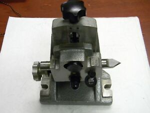 Phase Ii Tailstock 6 Table Compatibility 3 94 To 5 516 Center Heig