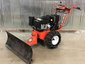Dr All Terain Brush Mower Lawn Mower And Snow Blade