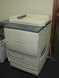 Xerox Docucolor 12 Color Copier printer W fiery Rip edit Board Cables