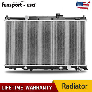 Radiator For 2002 2006 Honda Cr V Element Ex Dx Lx Sport 2 4l Aluminum 2443