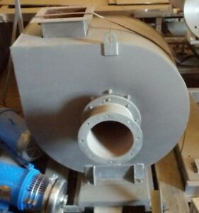 Squirrel Cage Blower 10 Hp 1755 Rpm