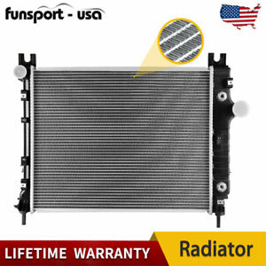 Radiator For 2002 2004 Dodge Durango Dakota 2294 2 5 3 7 3 9 4 7 5 2 5 9l Fast