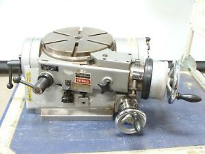 Imperial Opto metic Manual 4th 5th 2 axis 10 Cnc Rotary Indexing Table