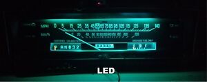 1979 1989 Ford Ltd S Crown Victoria Instrument Cluster Led Bulb Upgrade 79 89