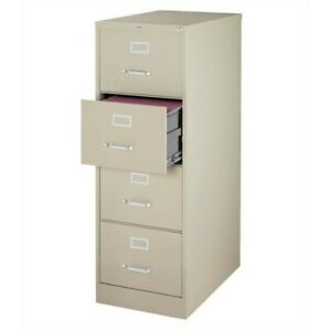 Scranton Co 4 Drawer Legal File Cabinet In Putty