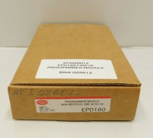 New Fireye Epd160 Non recycle Programmer Module For E110 c5 724