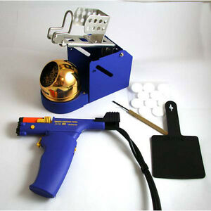 Hakko Fm2024 42 Desoldering Iron Conversion Kit With Iron Holder And Cleaning