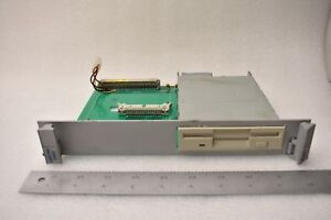 Abaco Vmic Vmebus Vmivme 7450 Circuit Board With Floppy Disk Drive