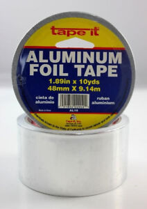 Aluminum Foil Tape 1 89 X 10 Yards Case Pack 36
