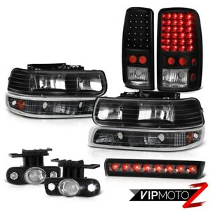 00 06 Chevy Suburban Lt Fog Lights Parking Lamp Taillights Lamps Roof Cab Lamp