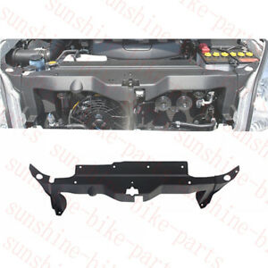 1pcs For Toyota Prado Lc120 2003 09 Car Front Cover Radiator Abs Upper Mudguard
