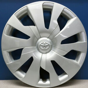 One 2015 2017 Toyota Yaris 61176 15 Hubcap Wheel Cover Oem 426020d300 New