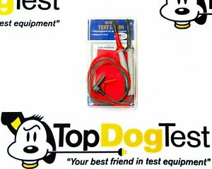 Probe Master 8150 Banana micro tip Silicone 1kv Catiii Gold Plated Test Leads
