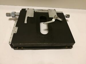 Microscope Table Carl Zeiss