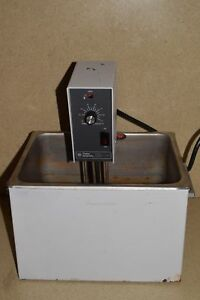 Fisher Scientific Isotemp Immersion Circulator Tank Model 70