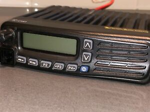 Icom Ic f5061 Icf5061 Vhf 136 174 512 Channel 50w Mobile Idas Ham Euc