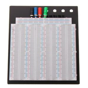 3200 Hole Solderless Test Breadboard With Pcb Prototype Board Module For Arduino