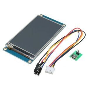 Hot 3 2 Hmi Intelligent Smart Usart Uart Serial Touch Tft Lcd Module Display Pa