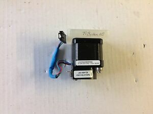 Lin Engineering Stepping Motor 4118m 60d 01ro 1 5a 081606 With Optical Encoder