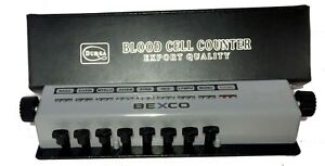 Top Quality Brand Bexco Blood Cell Counter 8 Key Differential Dhl Ship Free