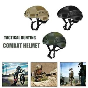 MICH2000 Helmet Outdoor Airsoft Military Tactical Combat Riding Hunting