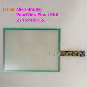 For Allen Bradley Panelview Plus 1500 2711p rn15s Touch Screen Glass New