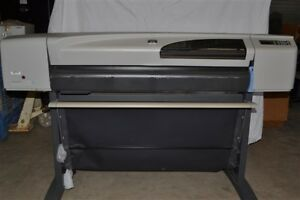 Hp Designjet 500 42 Wide Format Ink jet Color Plotter