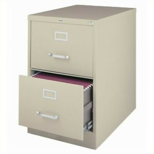Scranton Co 2 Drawer Legal File Cabinet In Putty