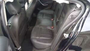 2013 13 Buick Regal Rear Back Seat Black Leather 43523
