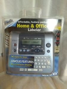 Brother Home Office Labeler Pt 1280 New Sealed