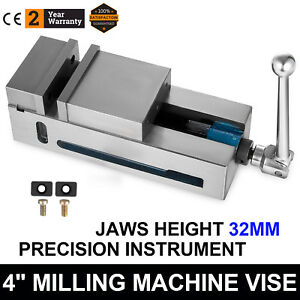 4 Super lock Precision Cnc Vise Milling Clamping High Accuracy Solid Chiseling