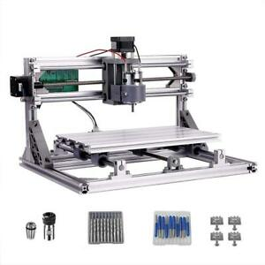 Cnc Router 3018 Kit Grbl Control 3 Axis Acrylic Pcb Wood Carving Cnc Machine