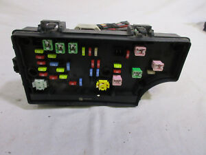 07 Dodge Caliber Tipm Intergrated Power Module Fuse Box Jeep Patriot Compass