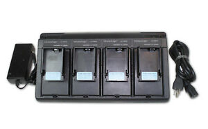 Advancetec Industries 4 bay Conditioning Charger For Apx 6000 7000 8000 Li Batts
