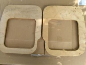 Mga Wooden Seat Frames Set Of 2 Bases Only