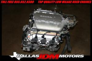 2003 2004 2005 2006 2007 Honda Accord 3 0l Engine J30a Sohc Vtec V6 Acura Cl 3 0
