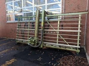 Griggio Vertical Panel Saw 6hp 3ph 16 Frame