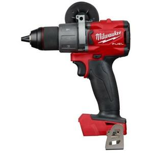 New Milwaukee Fuel 2804 20 18v 1 2 Cordless Brushless Hammer Dril Tool Only