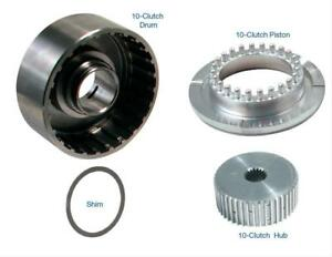 Sonnax Industries 28756 15k 10 Clutch Drum Steel Gm Powerglide Kit