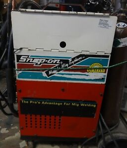 Snap on Mm140sl Mig Welder Local Pickup Only Look