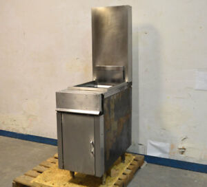 Wolf Range Fwfr42 Nat gas Deep Fryer Fat 20000 btu hr 1 ph 13 x 14