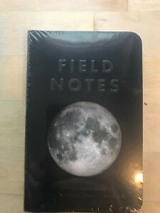 Field Notes Lunacy Edition Limited Edition 35 000 Fall 2016