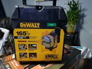 Dewalt 90 degree Self leveling 3 Beam Line Laser Kit W Ceiling Mount Dw089k New
