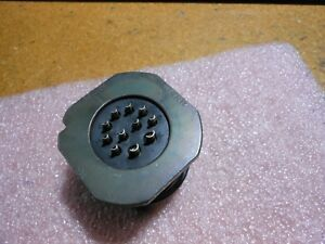 Bendix Connector 71 74724 20s Nsn 5935 00 984 3866 71 074724 20s