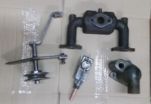 Pe 95 g Parts Taken Out Of A Generator Set willys Engine