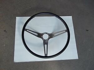 Original 1969 1975 Chevrolet Corvette Steering Wheel